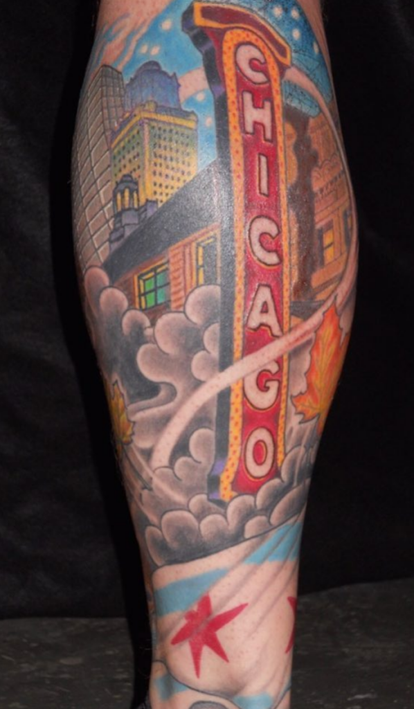 Patrick Cornolo Tattoo Chicago Tattoo